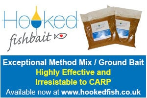 Hooked Fishbait Groundbait